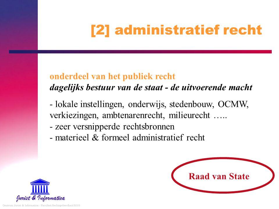 [2] administratief recht